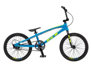 "GT Bikes ""Speed Series Pro"" 2019 BMX Race Bike - Cyan"