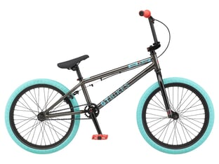 "GT Bikes ""Air"" 2021 BMX Rad - Translucent Black"