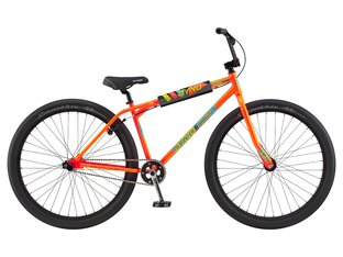 "GT Bikes ""Dyn Pro Compe Heritage 29"" 2020 BMX Cruiser Bike - Orange/Multicolor 