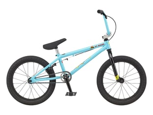 "GT Bikes ""Junior Performer 18"" 2021 BMX Bike - 18 Inch 