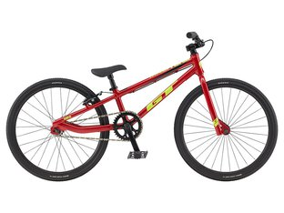 "GT Bikes ""Mach One Mini"" 2020 BMX Race Bike - Red"