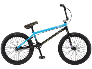 "GT Bikes ""Mercado Team"" 2019 BMX Bike - Black / Cyan 