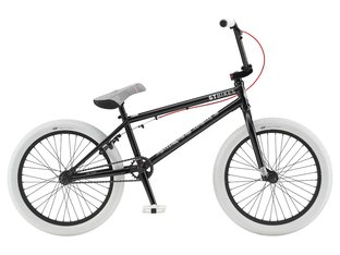 "GT Bikes ""Performer"" 2020 BMX Bike - Satin Black/White"