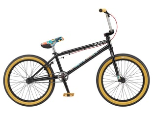 "GT Bikes ""Performer 21"" 2021 BMX Rad - Satin Black"