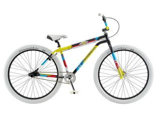 "GT Bikes ""Pro Performer Heritage 29"" 2020 BMX Cruiser Bike - Black/Multicolor 