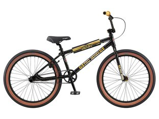 "GT Bikes ""Pro Series Heritage 24"" 2020 BMX Cruiser Bike - Gold/Black 