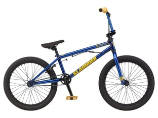 "GT Bikes ""Slammer"" 2021 BMX Rad - Electric Blue"
