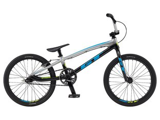 "GT Bikes ""Speed Series Expert XL"" 2020 BMX Race Bike - Gloss Silver/Black"