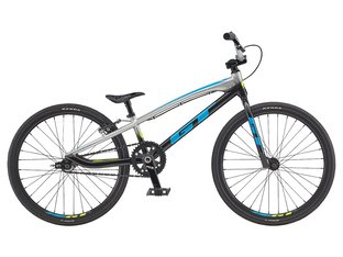 "GT Bikes ""Speed Series Junior"" 2020 BMX Race Bike - Gloss Silver/Black"