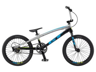 "GT Bikes ""Speed Series Pro"" 2020 BMX Race Bike - Gloss Silver/Black"