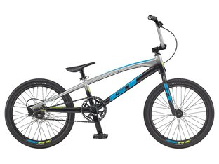 "GT Bikes ""Speed Series Pro XL"" 2020 BMX Race Bike - Gloss Silver/Black"