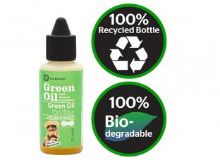 "Green Oil ""On Tour"" Ketten Öl (20ml)"