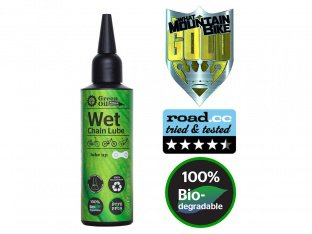 "Green Oil ""Wet"" Chain Lube (100ml)"