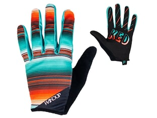 "Handup ""Most Days Poncho"" Gloves - Multicolor"