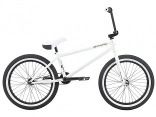 "Haro Bikes ""CK AM"" 2018 BMX Bike - Gloss Pearl White 