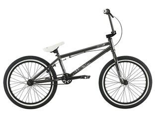 "Haro Bikes ""Downtown"" 2017 BMX Rad - Gloss Grey"