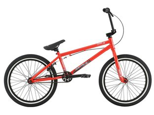 "Haro Bikes ""Downtown"" 2017 BMX Rad - Gloss Red"