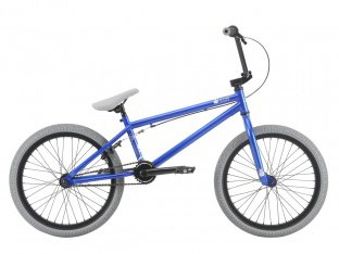 "Haro Bikes ""Leucadia"" 2018 BMX Bike - Gloss Metallic Blue"