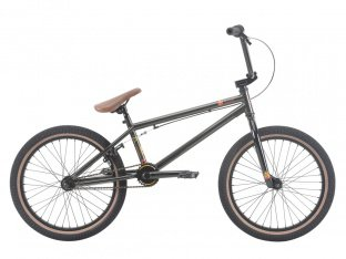 "Haro Bikes ""Leucadia"" 2018 BMX Bike - Gloss Metallic Grey"