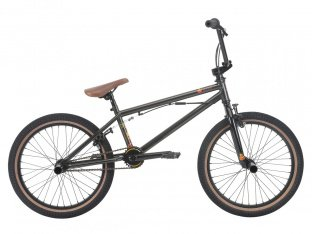 "Haro Bikes ""Leucadia DLX"" 2018 BMX Bike - Metallic Grey"