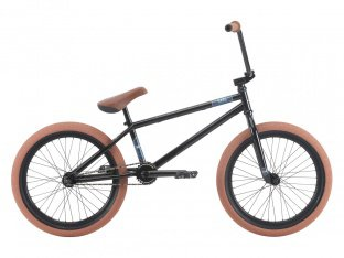 "Haro Bikes ""Midway"" 2018 BMX Bike - Gloss Black"