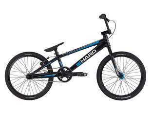 "Haro Bikes ""Race LT Expert XL"" 2016 BMX Race Rad - Gloss Black"
