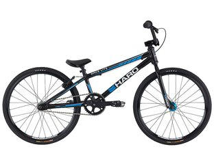 "Haro Bikes ""Race LT Junior"" 2016 BMX Race Rad - Gloss Black"