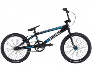 "Haro Bikes ""Race LT Pro XL"" 2017 BMX Race Rad - Gloss Black"