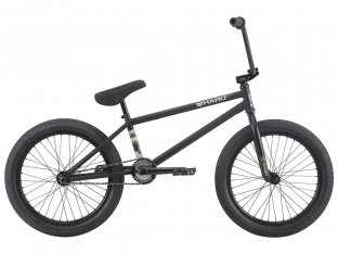 "Haro Bikes ""SD AM"" 2018 BMX Bike - Matte Black 