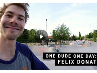 Felix Donat - One Dude One Day