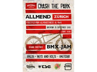 Crash the Park BMX Contest 2018