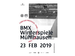 BMX Winter Games Mühlhausen 2019