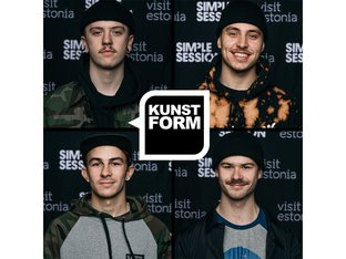 kunstform Team bei der Summer Simple Session 2018