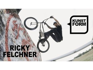 Ricky Felchner x kunstform Video 2018
