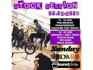 kunstform Stock Session 2018