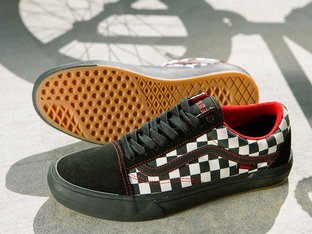 Vans Old Skool Pro BMX Shoe by Kevin Peraza