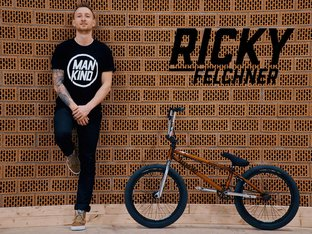 Ricky Felchner - welcome to mankind Video