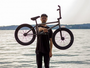 Sven Avemaria - Bike Check 2017