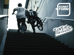 Kunstform X The Fella BMX Promo 2017