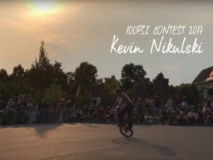 Kevin Nikulski - 2nd Place Pro - 100PSI Contest 2017