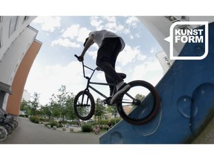 Artur Meister - Welcome to kunstform Video 2018