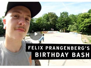 Felix Prangenberg - Birthday Jam Video 2018