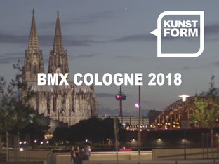 kunstform Team at BMX Cologne 2018