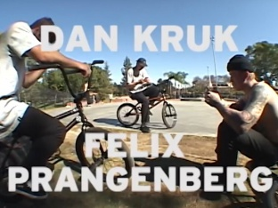 Felix Prangenberg & Dan Kruk - Cheeky VX Video