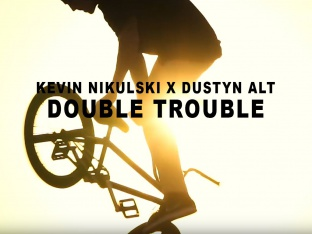 Kevin Nikulski X Dustyn Alt - Double Trouble Video