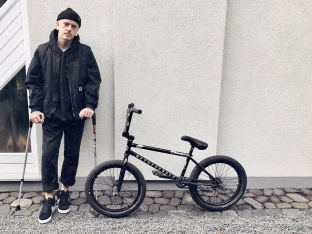 Felix Prangenberg - Bike Check 2017