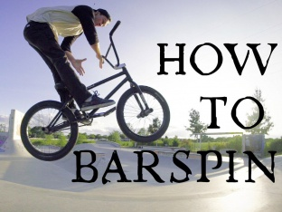 Robin Kachfi - How to Barspin