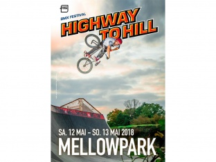 Highway to Hill 2018 - BMX Festival