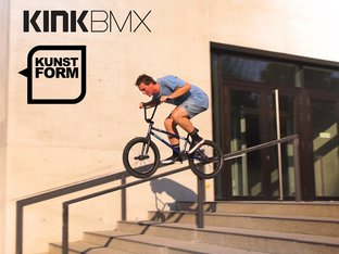 Kink Bikes New Wave Germany Tour - Stuttgart Video