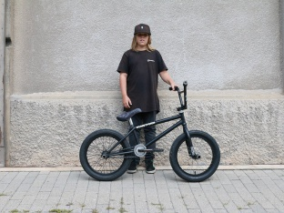 Mika Köhler - Bike Check 2017